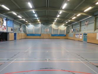 Sports Hall - The Perins MAT - Hampshire - 2 - SchoolHire