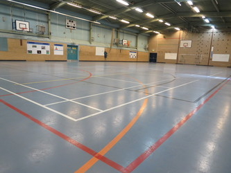 Sports Hall - The Perins MAT - Hampshire - 3 - SchoolHire