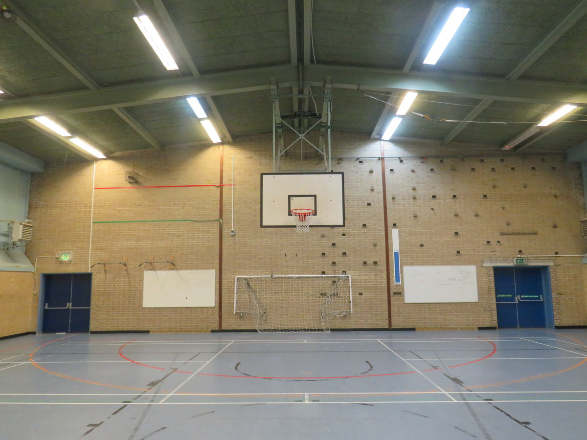Sports Hall - The Perins MAT - Hampshire - 4 - SchoolHire