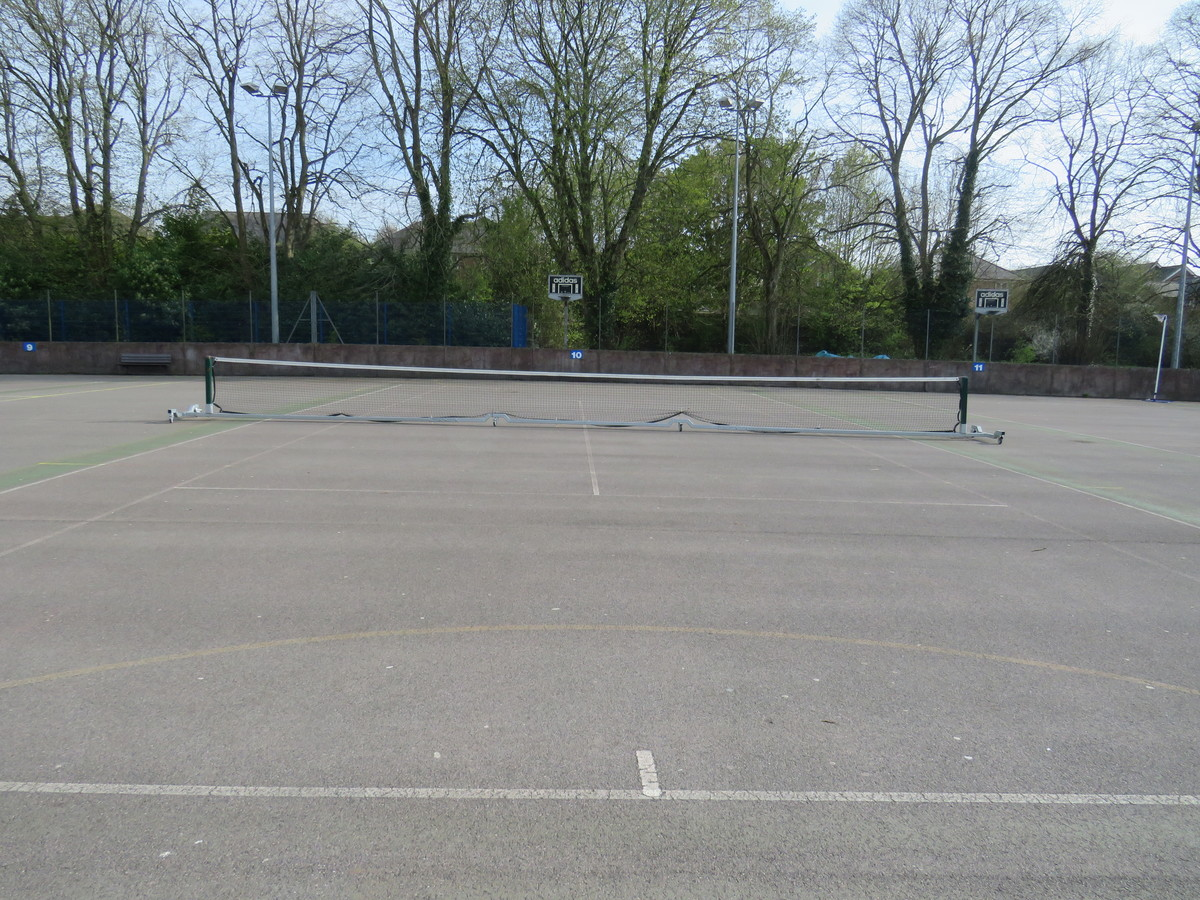 Tennis/Netball Courts - The Perins MAT - Hampshire - 2 - SchoolHire