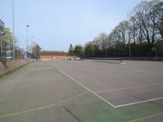 Tennis/Netball Courts - The Perins MAT - Hampshire - 3 - SchoolHire