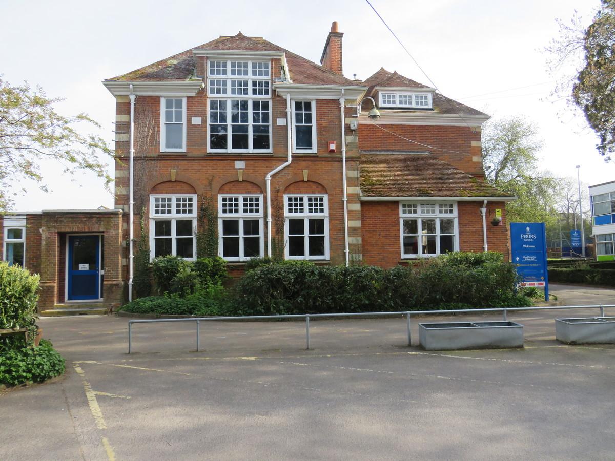 The Perins MAT - Hampshire - 1 - SchoolHire