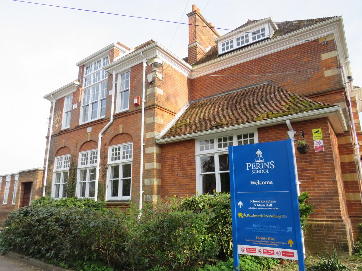 The Perins MAT - Hampshire - 2 - SchoolHire