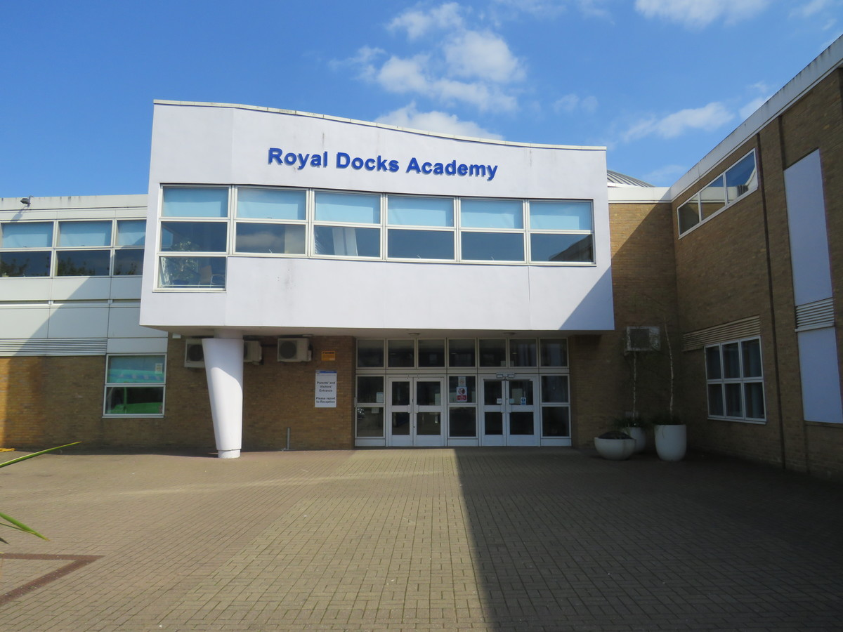 Royal Docks Academy - Newham - 1 - SchoolHire