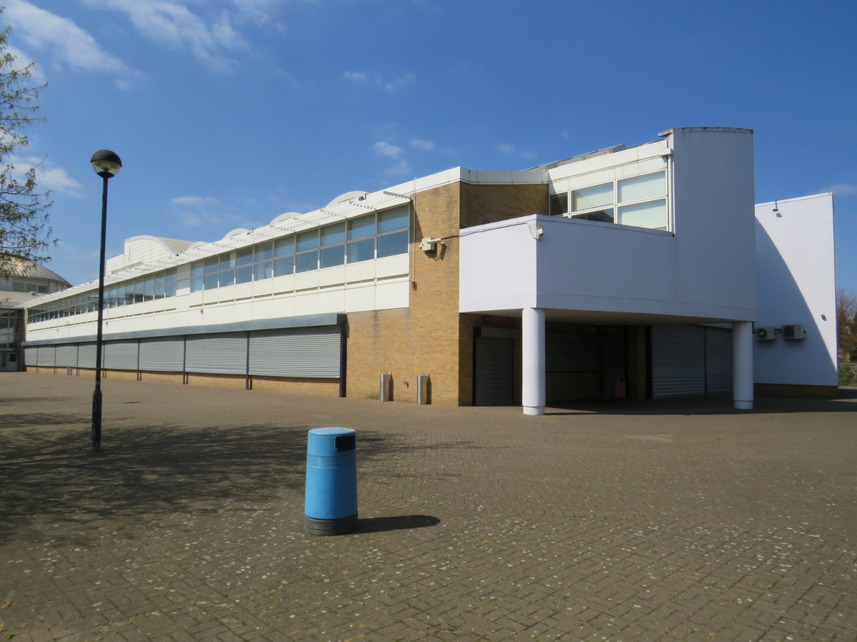 Royal Docks Academy - Newham - 2 - SchoolHire
