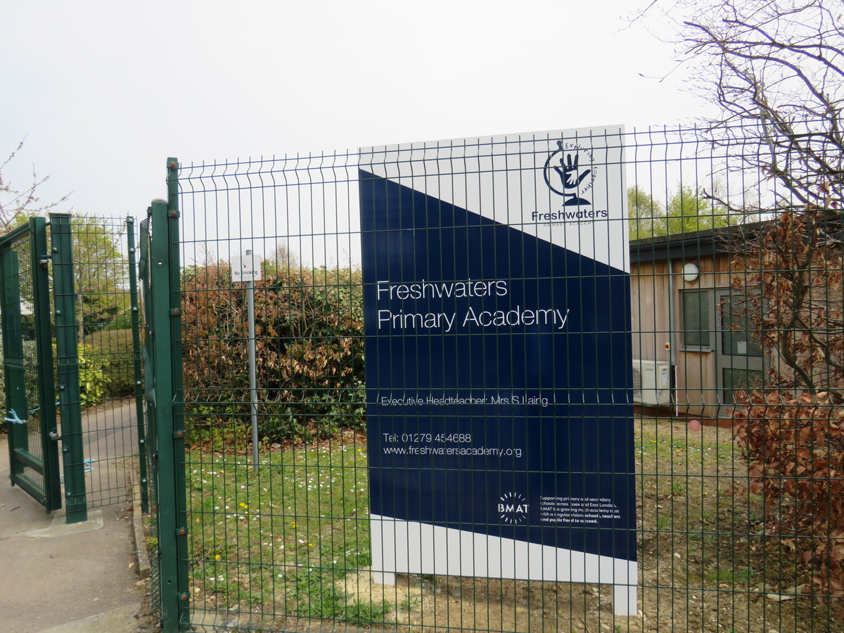 Freshwaters Primary Academy - Essex - 1 - SchoolHire