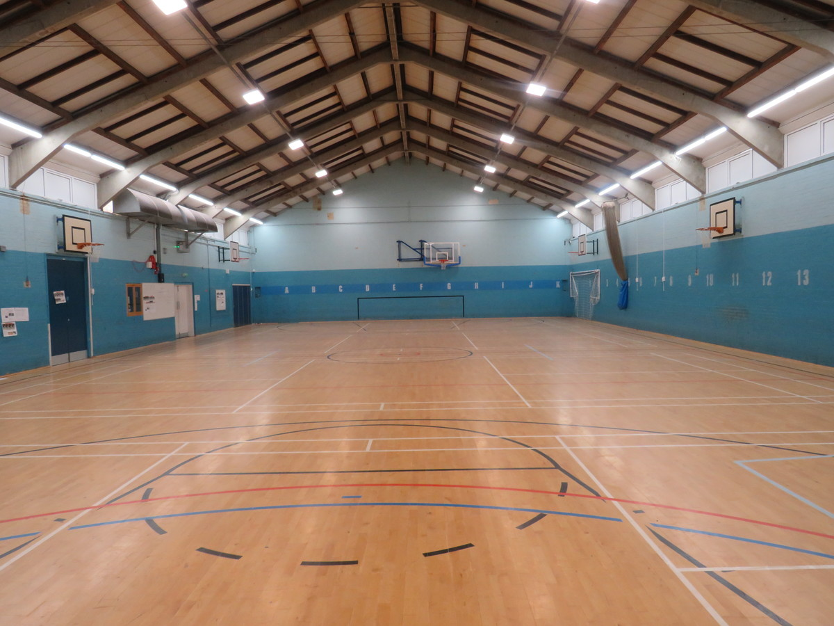 Sports Hall - Burnt Mill Academy - Essex - 1 - SchoolHire