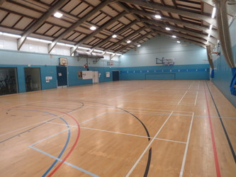 Sports Hall - Burnt Mill Academy - Essex - 2 - SchoolHire