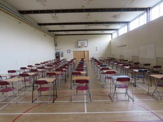 Gym Hall - Burnt Mill Academy - Essex - 1 - SchoolHire