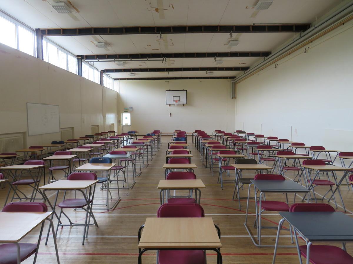 Gym Hall - Burnt Mill Academy - Essex - 2 - SchoolHire