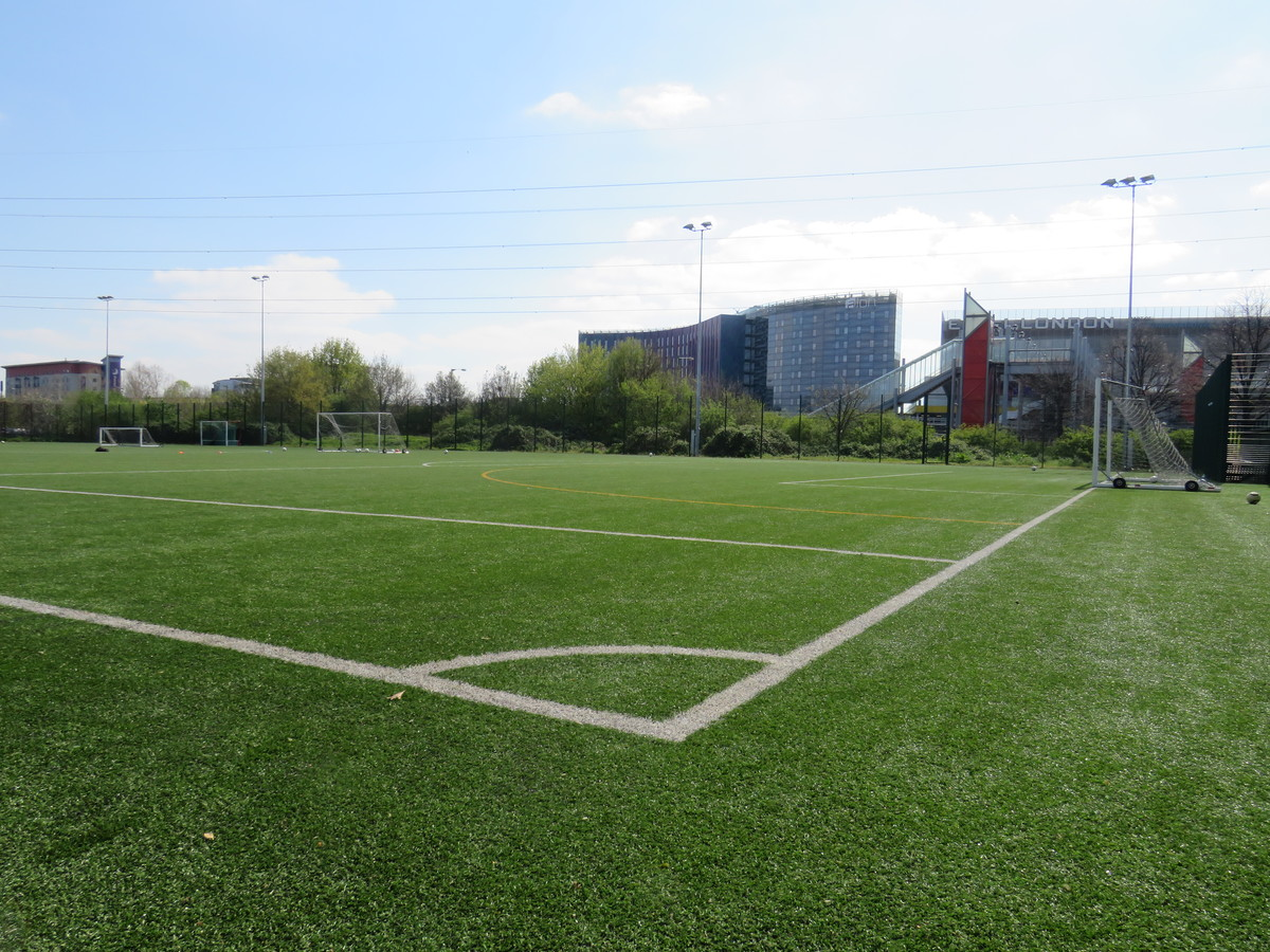 Royal Docks Academy Astrotuf Pitch