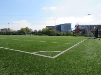 3G Football Pitch - Royal Docks Academy - Newham - 1 - SchoolHire