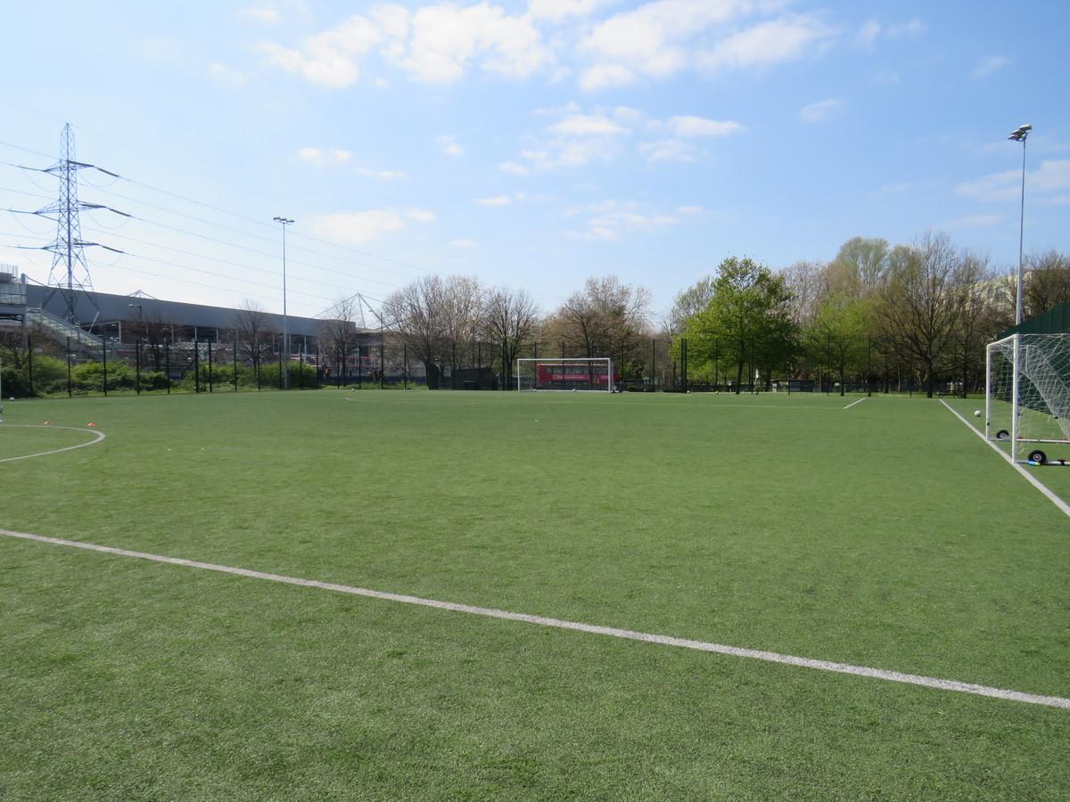 3G Football Pitch - Royal Docks Academy - Newham - 3 - SchoolHire