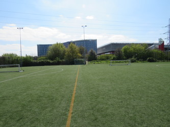3G Football Pitch - Royal Docks Academy - Newham - 4 - SchoolHire