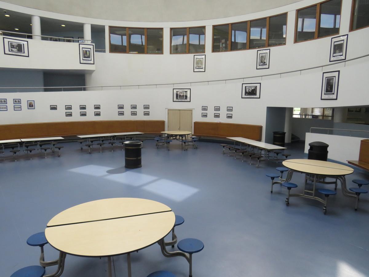 Rotunda - Royal Docks Academy - Newham - 2 - SchoolHire