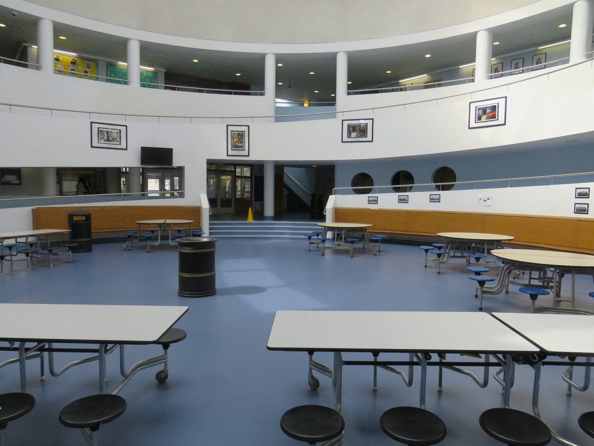 Rotunda - Royal Docks Academy - Newham - 3 - SchoolHire