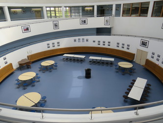 Rotunda - Royal Docks Academy - Newham - 1 - SchoolHire