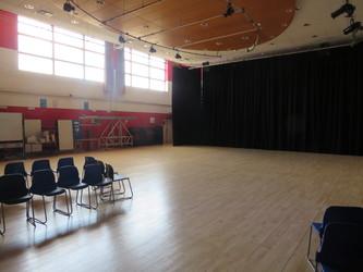 Theatre - Royal Docks Academy - Newham - 2 - SchoolHire