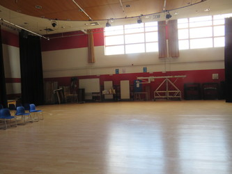 Theatre - Royal Docks Academy - Newham - 3 - SchoolHire