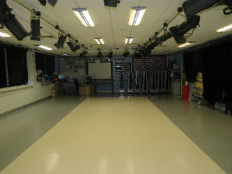 Drama Studio - Royal Docks Academy - Newham - 1 - SchoolHire