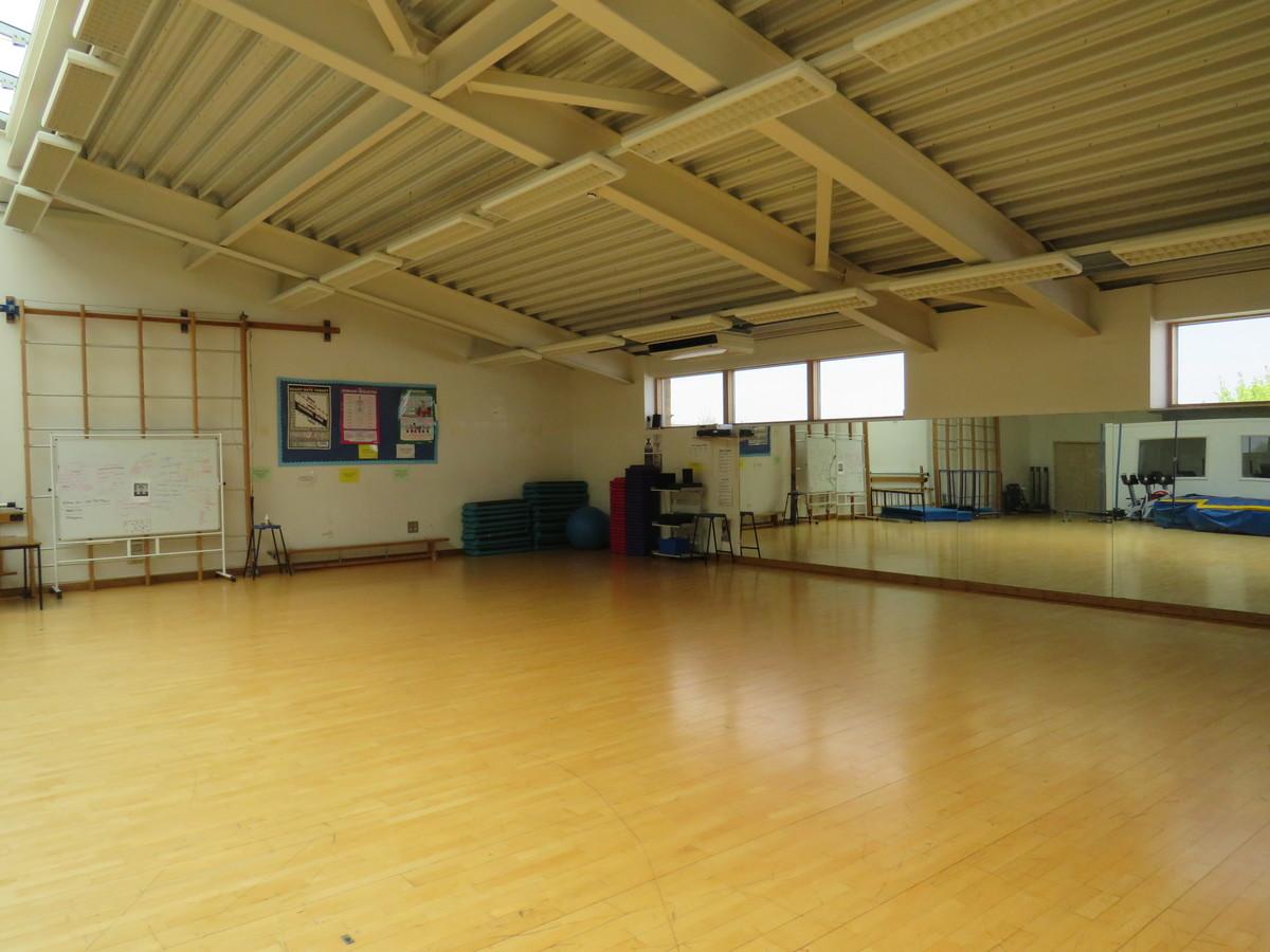 Gym - Royal Docks Academy - Newham - 1 - SchoolHire