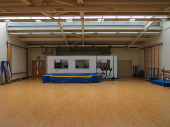Gym - Royal Docks Academy - Newham - 2 - SchoolHire