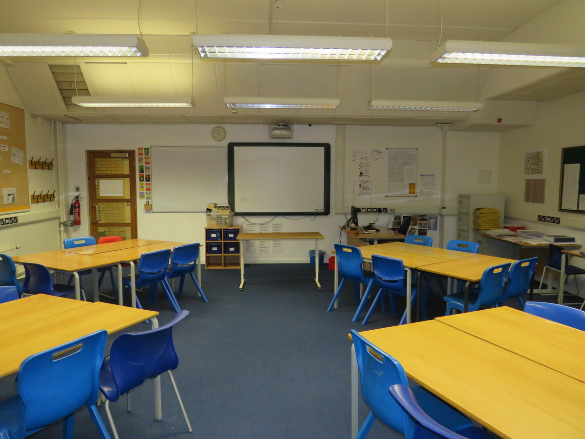 Classrooms - Royal Docks Academy - Newham - 1 - SchoolHire