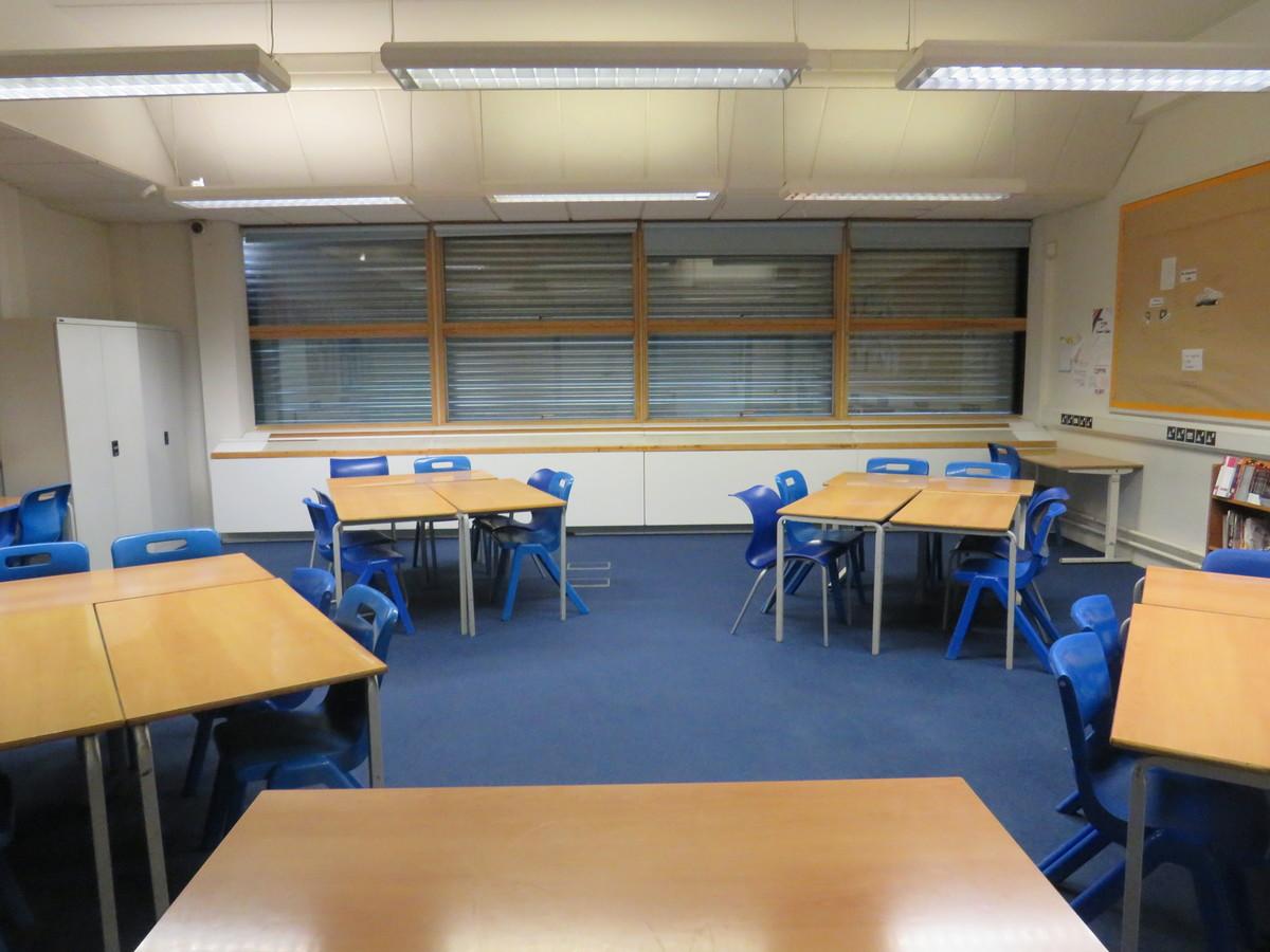 Classrooms - Royal Docks Academy - Newham - 2 - SchoolHire