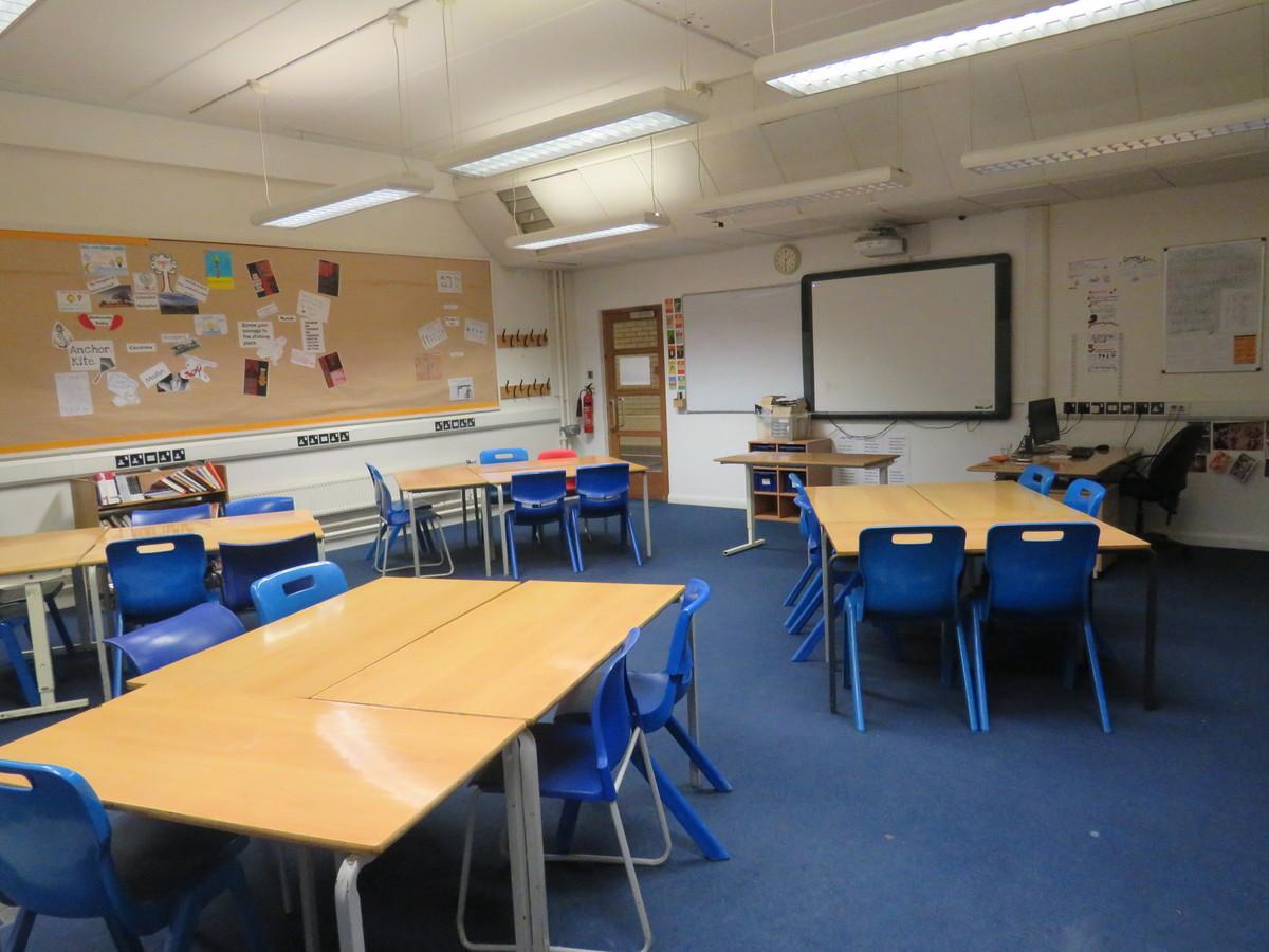Classrooms - Royal Docks Academy - Newham - 3 - SchoolHire