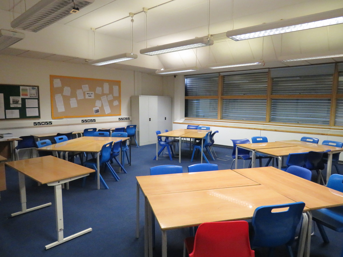 Classrooms - Royal Docks Academy - Newham - 4 - SchoolHire
