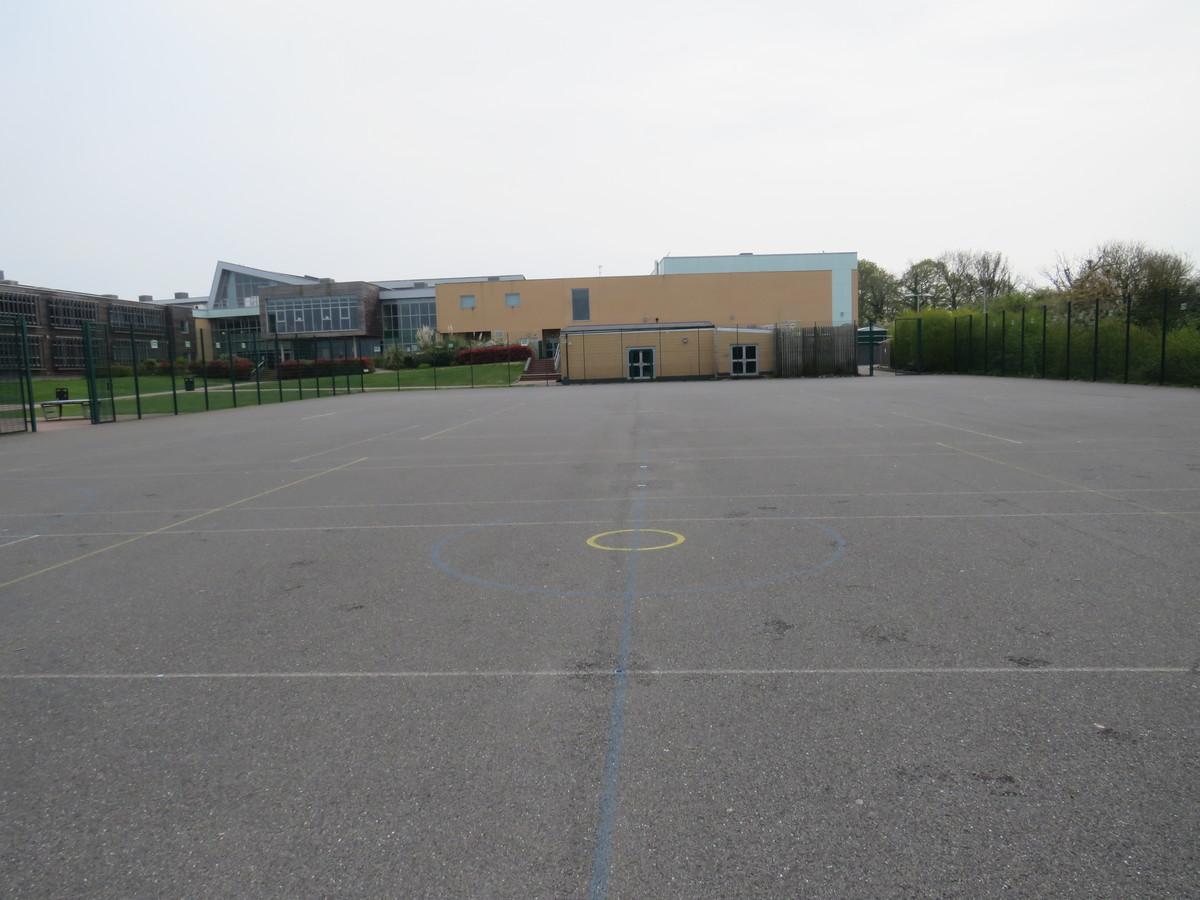 MUGA - Epping St John's School - Essex - 1 - SchoolHire