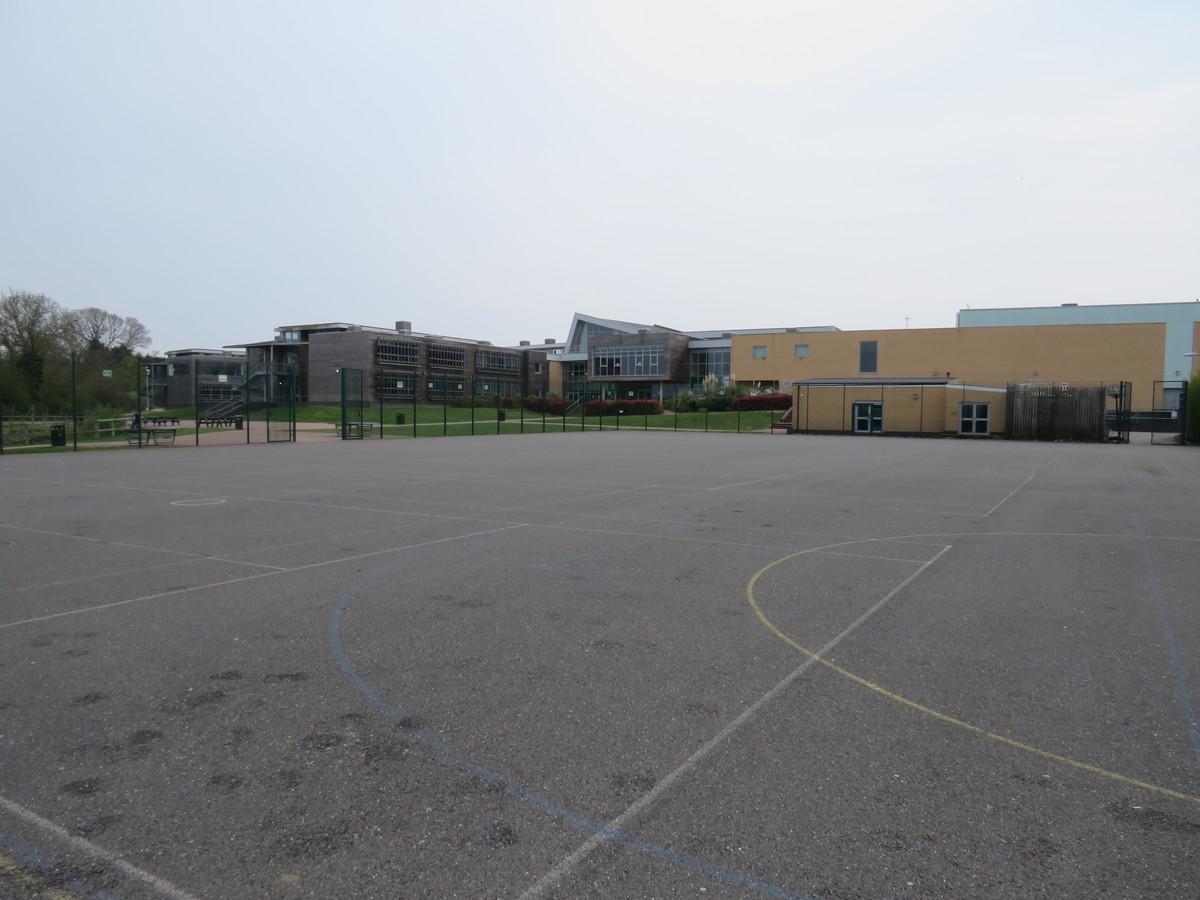 MUGA - Epping St John's School - Essex - 2 - SchoolHire