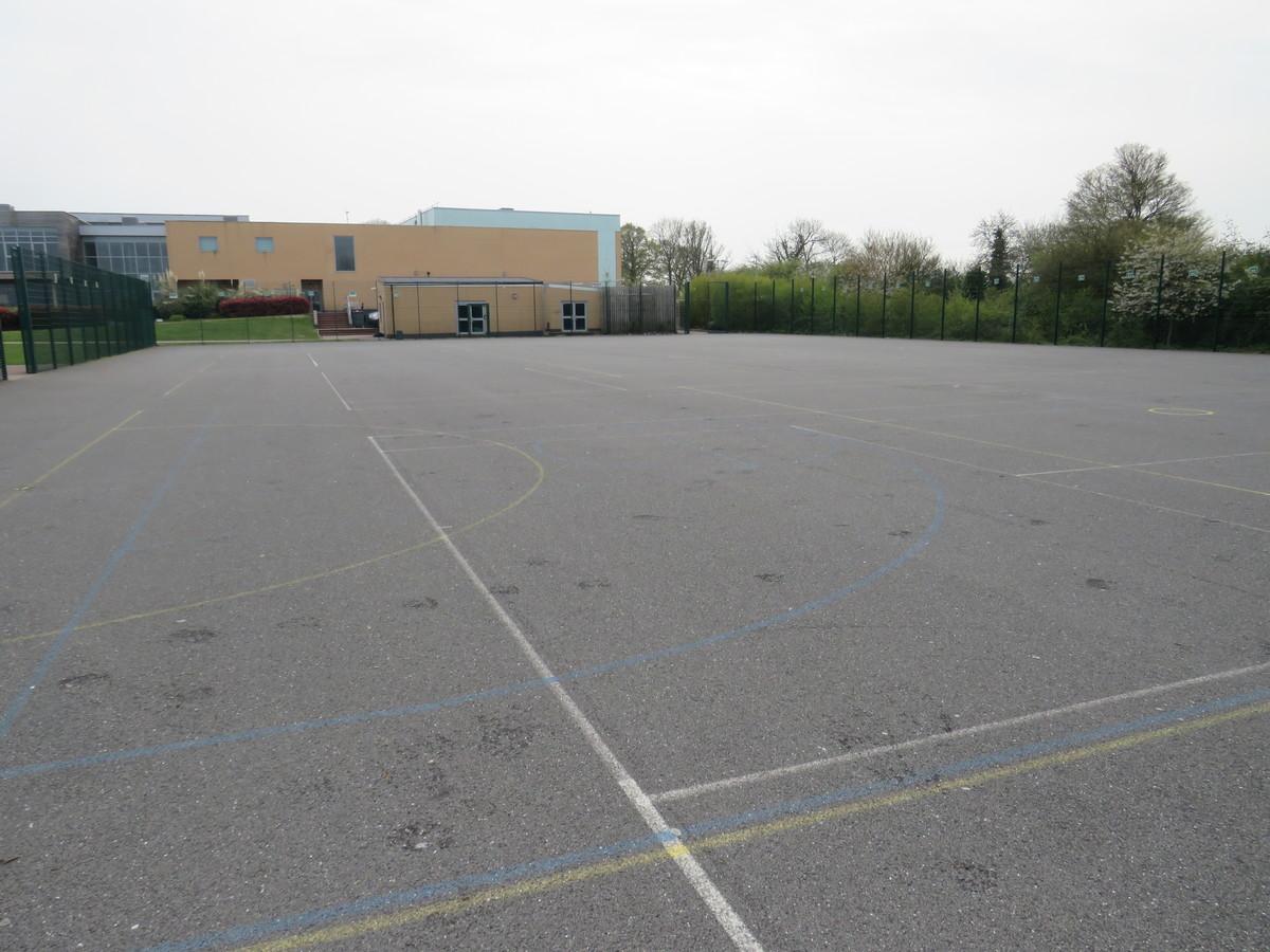 MUGA - Epping St John's School - Essex - 4 - SchoolHire