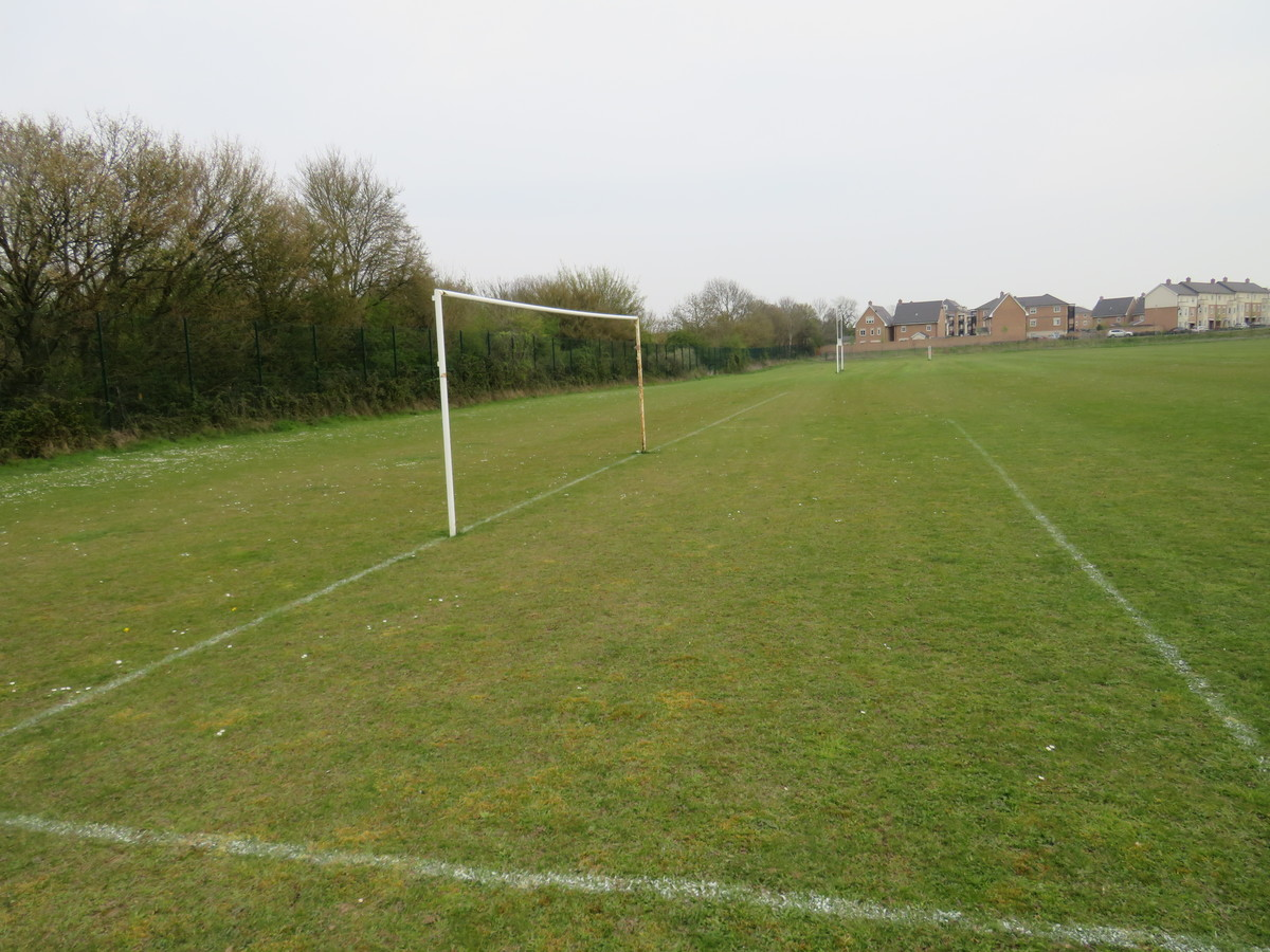 Grass Football Pitch - Epping St John's School - Essex - 1 - SchoolHire