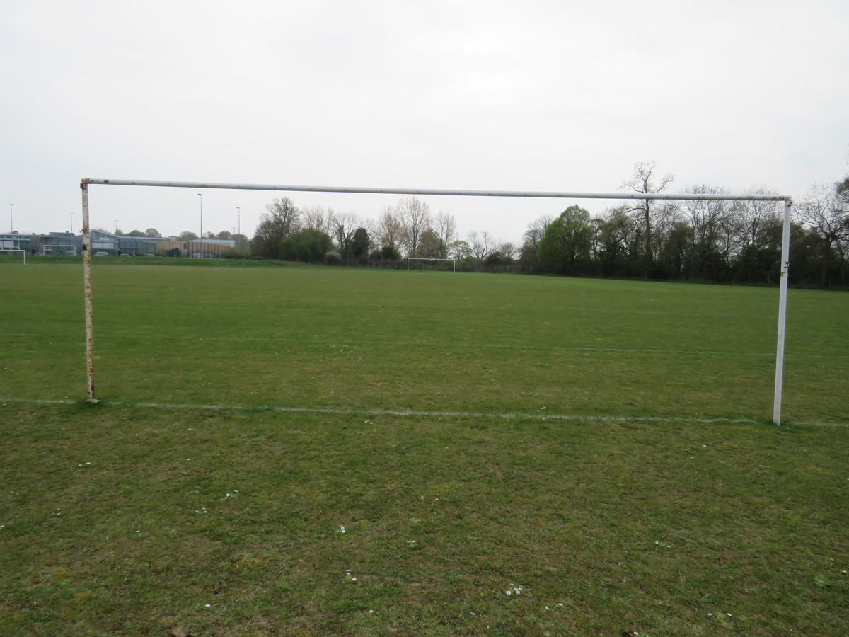 Grass Football Pitch - Epping St John's School - Essex - 4 - SchoolHire