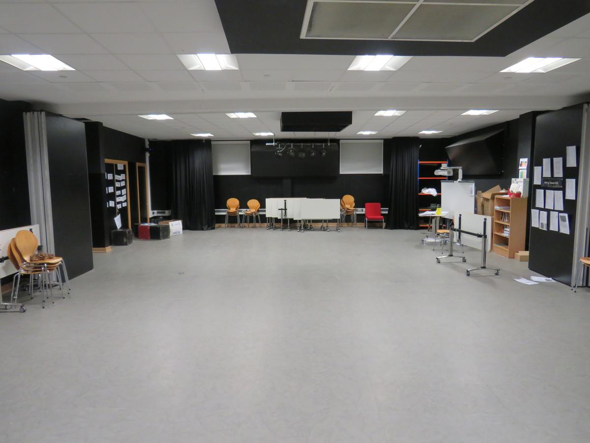 Drama Studio - Epping St John's School - Essex - 1 - SchoolHire