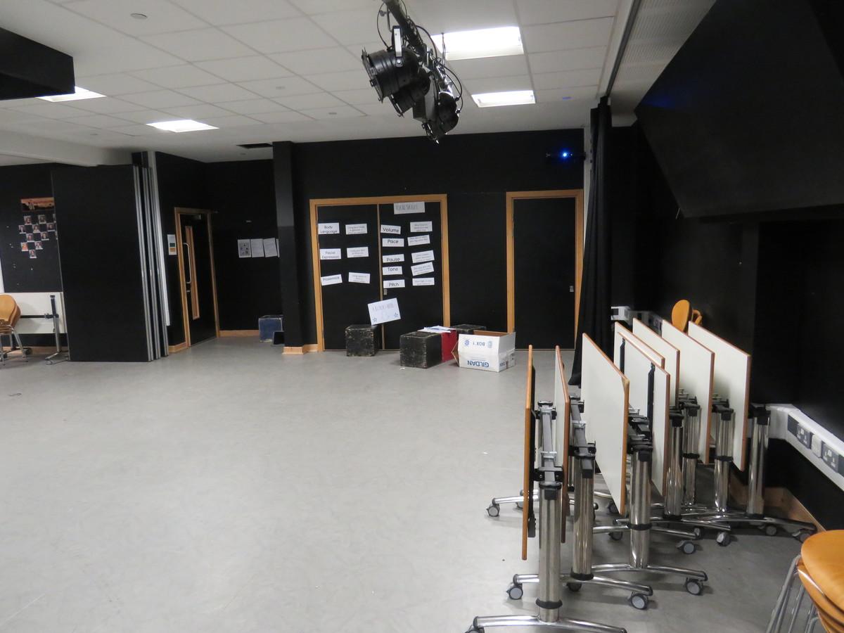 Drama Studio - Epping St John's School - Essex - 3 - SchoolHire