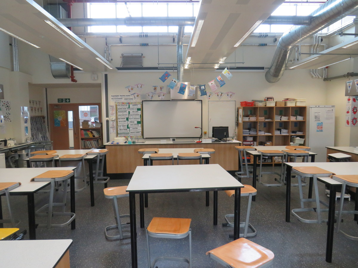 Food Technology Room - Epping St John's School - Essex - 3 - SchoolHire