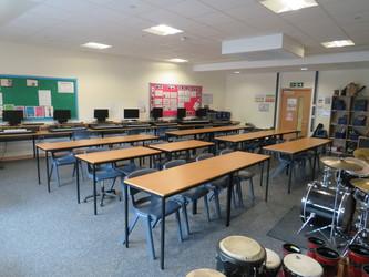 Music Room - Epping St John's School - Essex - 1 - SchoolHire