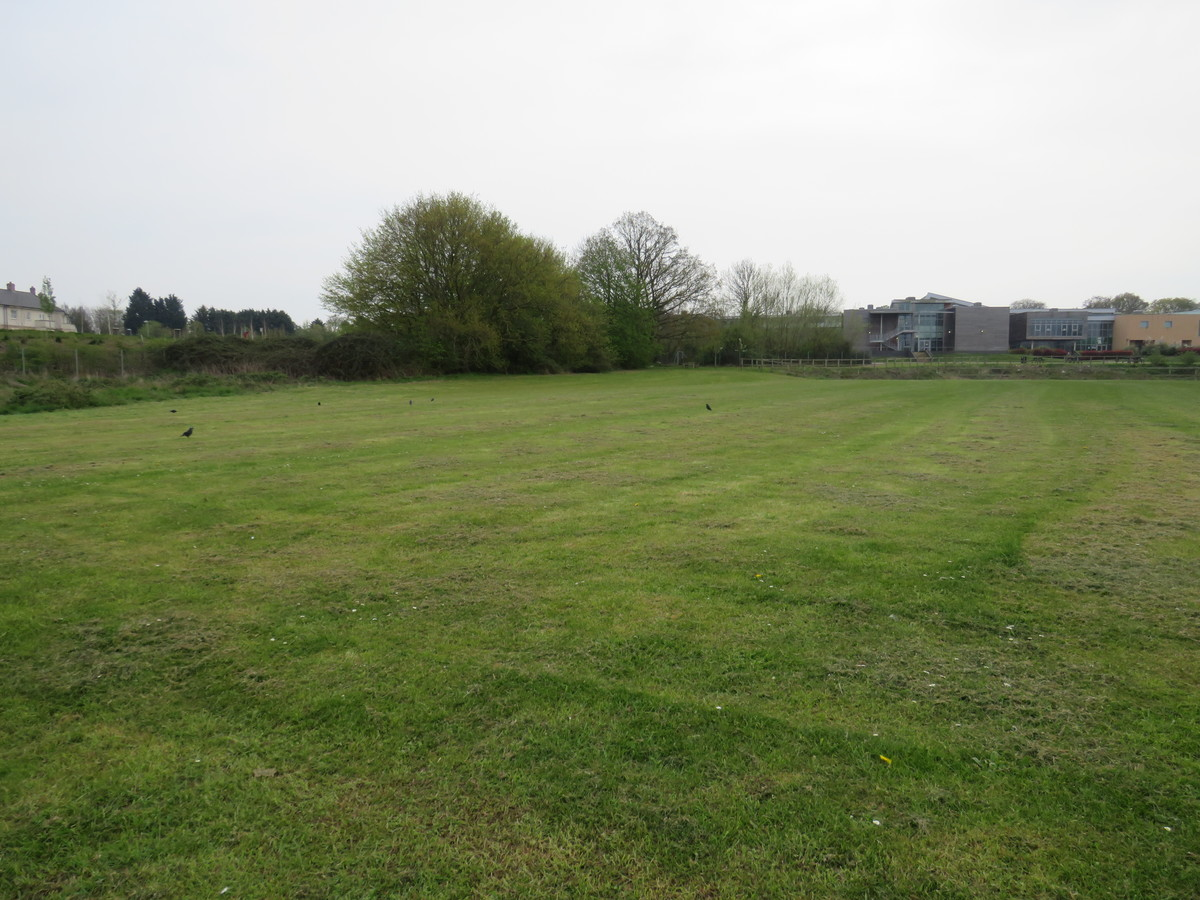 Small Grass Area - Epping St John's School - Essex - 2 - SchoolHire