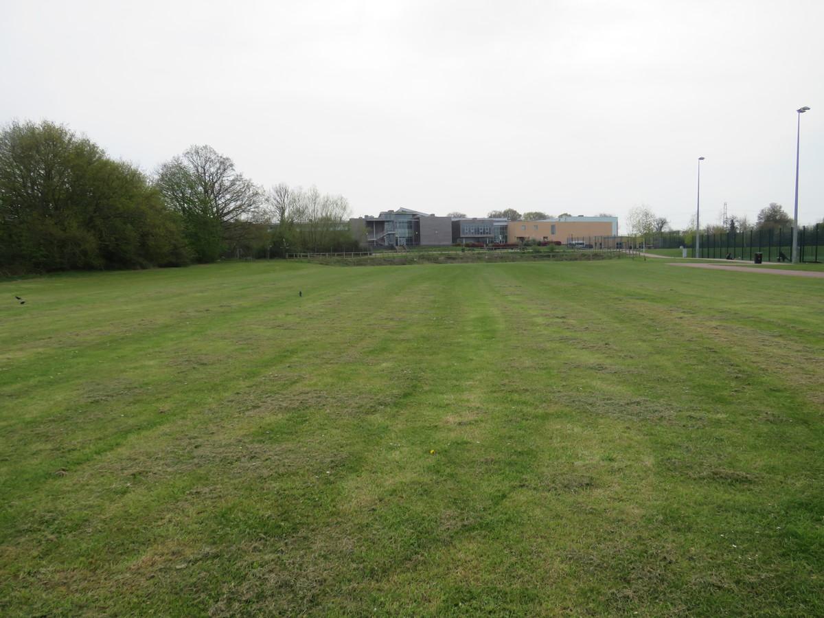 Small Grass Area - Epping St John's School - Essex - 3 - SchoolHire